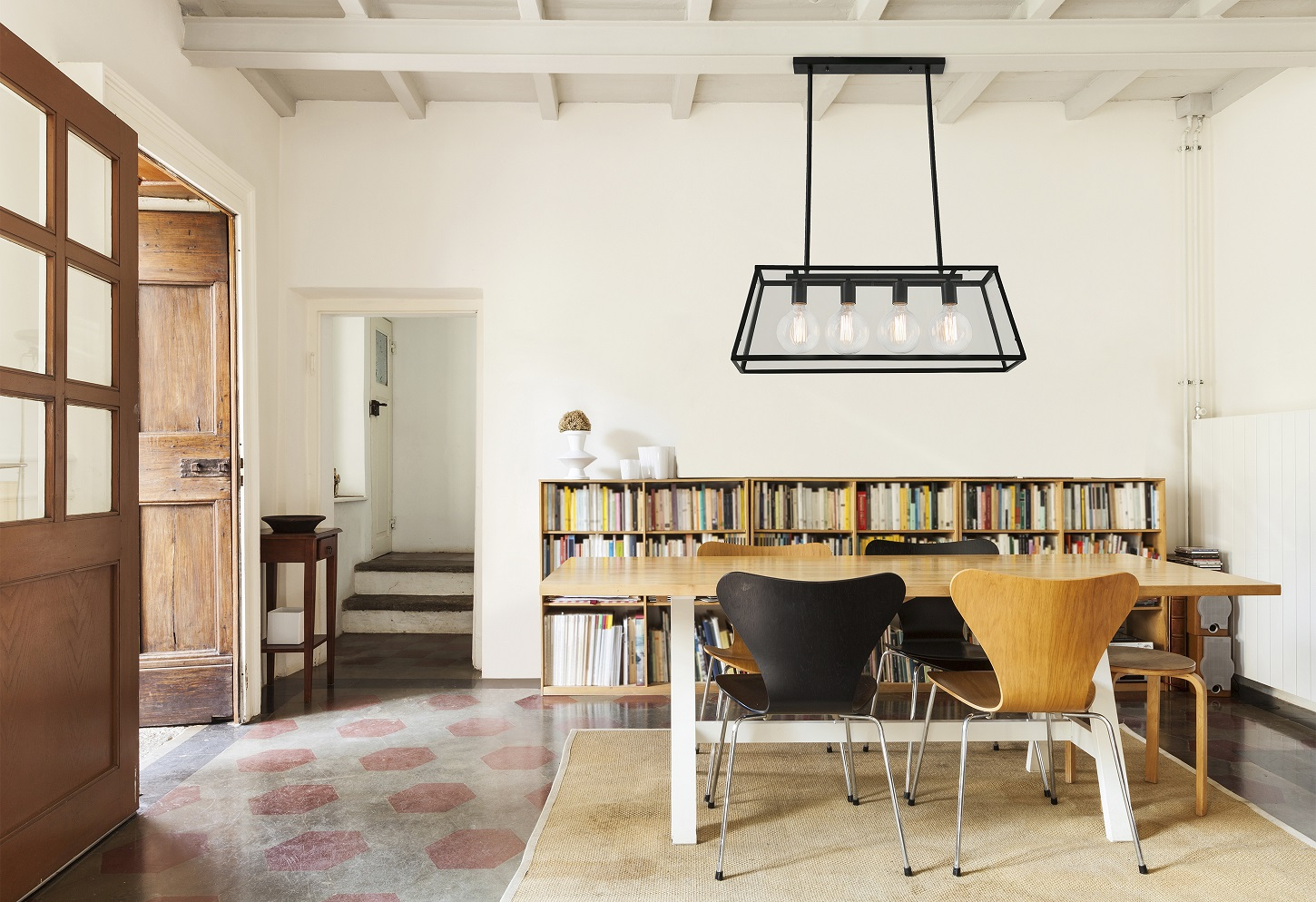 faro barcelona rose lamp suspension